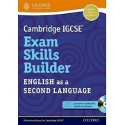 Cambridge IGCSE Exam Skills Builder: English as a Second Language by University of Cambridge