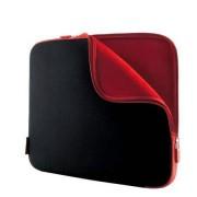 Husa notebook Belkin F8N049eaBR - 17 inch, negru / rosu