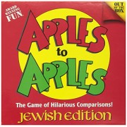 Jewish Educational Toys Apples To Apples Jewish Edition by Jewish Educational Toys