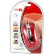 Mouse Activejet AMY-003 800DPI USB Rosu