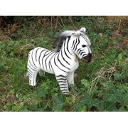 "Grevys Zebra Stuffed Animal 16"" Aurora Signature Plush Toy Zebra"