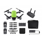 Dron DJI Spark Green - FLY MORE COMBO