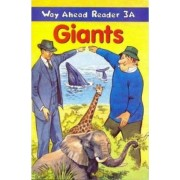 Way Ahead Readers 3a Giants B1 Reader by Keith Gaines