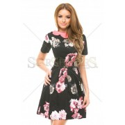 Rochie Artista Lovely Savage Black