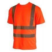 CEPOVETT T.shirt fluo Epi-haute visibilité orange fluo