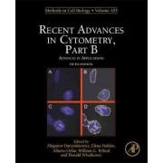 Recent Advances in Cytometry: Part B by Zbigniew Darzynkiewicz