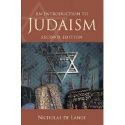 An Introduction to Judaism by Nicholas De Lange