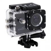 Sjcam Sj4000 Wifi 1080P 12Mp Car Bike Helmet Cam Sports Dv Action Waterproof Camera Black