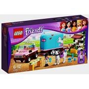 LEGO Friends 3186 - El Remolque del Caballo de Emma