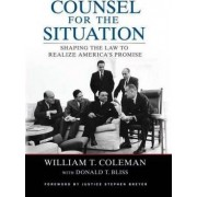 Counsel for the Situation by Donald T. Bliss