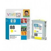 HP 88 Large Yellow ( C9393AE ) Ink Cartridge for Officejet Pro K550 Colour