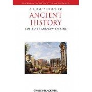 A Companion to Ancient History by Andrew Erskine
