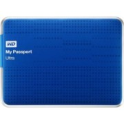 HDD extern Western Digital My Passport Ultra 2TB USB 3.0 2.5inch albastru model