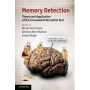 Memory Detection by Bruno Verschuere