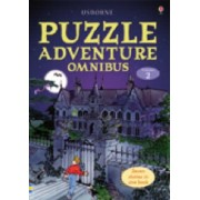 Puzzle Adventure Omnibus Volume 2 by UK) University of London Martin (Institute of Education Oliver