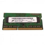 4Go RAM PC Portable SODIMM Micron MT8KTF51264HZ-1G6E1 DDR3 PC3L-12800S 1600 MHz