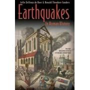 Earthquakes in Human History by Jelle Zeilinga de Boer