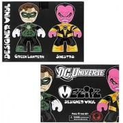 Green Lantern vs. Sinestro Mez-Itz SDCC 2011 2-Pack
