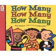How Many, How Many, How Many by Rick Walton
