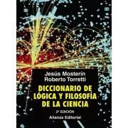 Diccionario de logica y filosofia de la ciencia / Dictionary of Logic and Philosophy of Science by Jes