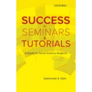 Success in Seminars and Tutorials: A Guide for Social Science Students