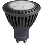 Duracell LED lamp 6.5W GU10 Spot Dimbaar