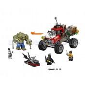 Lego Конструктор Lego Batman Movie 70907 Хвостовоз Убийцы Крока