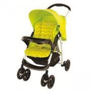 Детска лятна Количка, Mirage Plus Lime ZigZag, GRACO, 9431882181