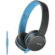 Casti Stereo Sony MDRZX660APL.CE7, Jack 3.5mm, Microfon (Albastru)