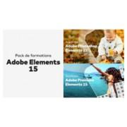Pack Formation pour Adobe Photoshop et Premiere Elements 15