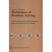 Solution Manual for Techniques of Problem Solving by Luis Fernandez