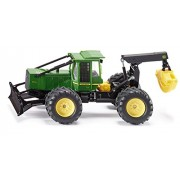 1:32 John Deere Skidder Tractor