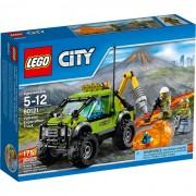 60121 Volcano Exploration Truck
