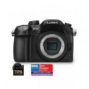 Aparat foto Mirrorless Panasonic Lumix DMC-GH4 16 Mpx Black Body