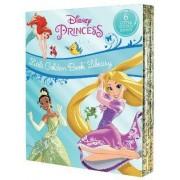 Disney Princess Little Golden Book Library (Disney Princess) by Various