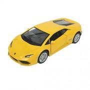 RMZ City Lamborghini Huracan LP 610-4 Yellow 1/36 Diecast Scale Model Car