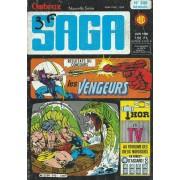 Thor / Les Vengeurs ( The Avengers ) : Ombrax Saga N° 245 ( 10 Juin 1986 )