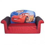 Marshmallow Children's Furniture - 2 in 1 Flip Open Sofa - Disney Cars 2 by Marshmallow Furniture