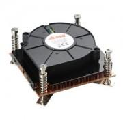 Cooler CPU Akasa AK-CCE-7107BP Low Profile