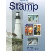 2013 Scott Standard Postage Stamp Catalogue Volume 6 Countries of the World San-Z by Charles Snee