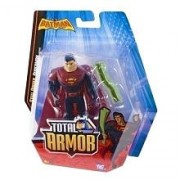 Steel Power Superman--- Total Armor-- Batman the Brave and the Bold