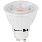 Spot LED Canyon MRGU10/8W230VN60, Soclu GU10, 7.5W, 594lm, 60 grade