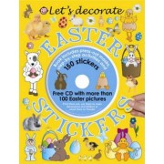 Let's Decorate Easter Stickers by Roger Priddy