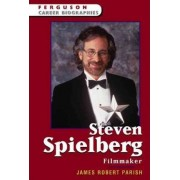 Steven Spielberg by James Robert Parish