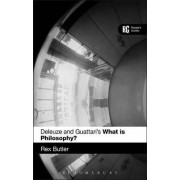 Deleuze and Guattari's What is Philosophy? by Rex Butler