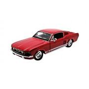 Maisto - 31260R - Ford Mustang GT - 1/24 Escala - Rojo