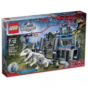 LEGO Jurassic World Indominus Rex Breakout 75919 Building Kit by LEGO Jurassic World