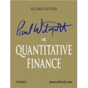 Paul Wilmott on Quantitative Finance by Paul Wilmott