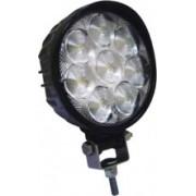 Lampa rotunda - lumina de lucru FLOOD cu 8 LED-uri