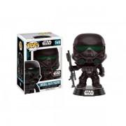 Figurine Star Wars Pop Rogue One - Imperial Death Trooper Exclu Smugglers Bounty Pop 10cm